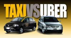 Taxis Uber