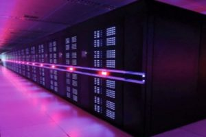 Supercomputador ET BigData x3000 de SpaceX